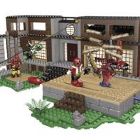 Mega Bloks Power Rangers Samurai HQ Battle For $27.59 Shipped