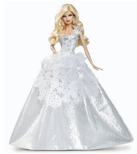Barbie Collector 2013 Holiday Doll
