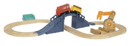 Chuggington Wilsons Lift And Load Figure Set