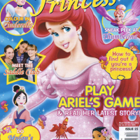 Disney Princess Magazine for $13.99