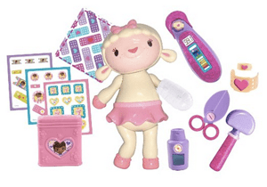 Doc McStuffins Make Me Better Lambie Set