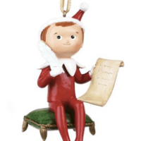 Elf On The Shelf Ornament For $10.40 Shipped