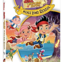 Jake and the Never Land Pirates: Never Land Rescue DVD Review DVD Review