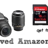 Nikon D3100 For $496.95 Shipped + Free Memory Card And Bag