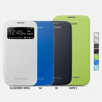 Samsung Flip Cover for Galaxy S3, S4, & Note 2 For $4.99