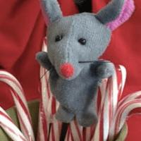 10pcs Velvet Animal Finger Puppets Set for $3.39 Shipped