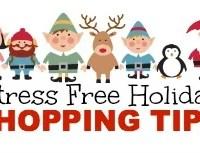Stress Free Holiday Shopping Tips