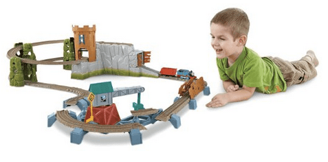 Thomas The Train TrackMaster Castle Quest Set