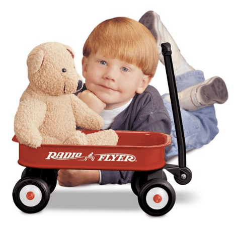 Toy Radio Flyer Little Red Wagon