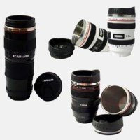 Camera Lens Coffee Mugs For $8.99