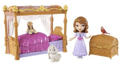 Disney Sofia Royal Bed Playset