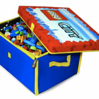 LEGO CITY ZipBin For $9.71 Shipped