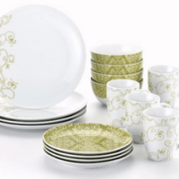 Rachael Ray Dinnerware Set As Low As $31.99 Shipped + FREE $20 Amazon Gift Card With Purchase