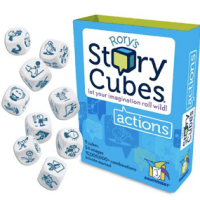 Rorys Story Cubes For $5.78 Shipped
