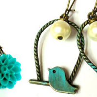 Vintage Style Earrings As Low As $4.99