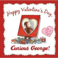 Happy Valentines Day Curious George For $5.84 Shipped