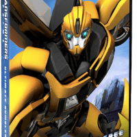 Transformers Prime: Ultimate Bumblebee DVD Review + Giveaway!