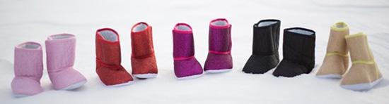 Baby Slipper Boots