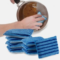 MicroFiber Magic Reusable Sponge | 8 Pack For $4.99