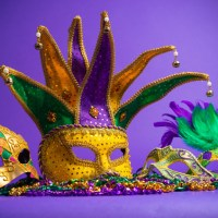 Build Your Own Mini Mardi Gras Float
