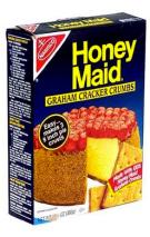 Honey Maid Cracker Crumbs