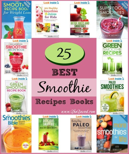 Best Smoothie Recipes Books