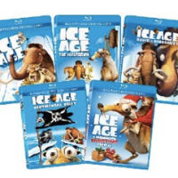 Ice Age Blu-Ray Collection For $35.99 Shipped