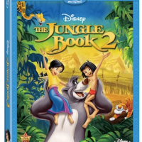 Disney The Jungle Book 2 DVD Review
