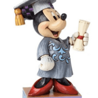 Disney Graduation Figurines As Low As $36.78 Shipped