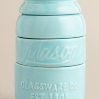 Mason Jar Measuring Cups + Other Fun Kitchen Items