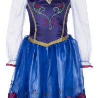 Disney Frozen Anna Enchanting Dress for $19.99 Shipped