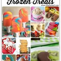 She Shared: 15 Yummy Frozen Treats