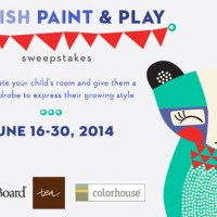 Furnish Paint & Play Sweepstakes