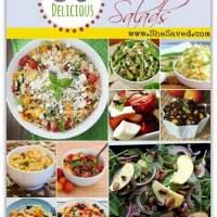 30 Delicious Summer Salad Recipes