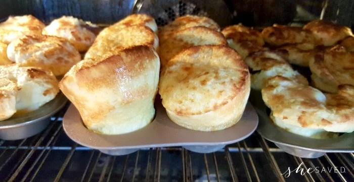 EASY Popovers breakfast recipe