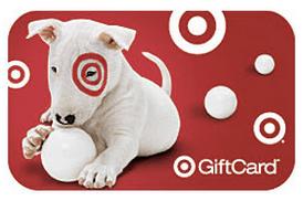 $50 Target Gift Card