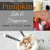 8 Pumpkin Latte & Frappuccino Recipes
