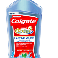 Colgate Total Lasting White Mouthwash Review +  Colgate Prize Package ($100 Gift Card) Giveaway!