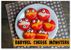 Babybel Cheese Monsters 173 Shesaved 174