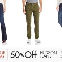 Hudson Jeans Save 50% Off