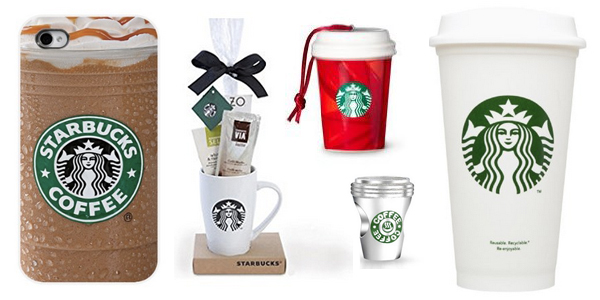 Gift Ideas For The Starbucks Fan