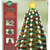 Wilton Cookie Tree Cutter Kit For $5.49 Shipped