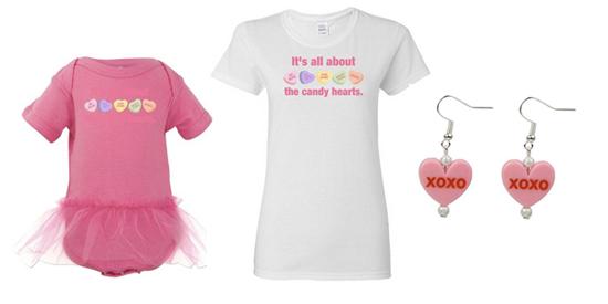 Conversation Heart Goodies