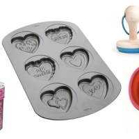 Valentine's Day Baking Tools