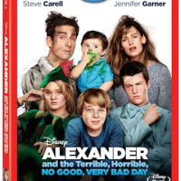 My ALEXANDER AND THE TERRIBLE, HORRIBLE, NO GOOD, VERY BAD DAY Review #VeryBadDayEvent In Theaters TODAY!