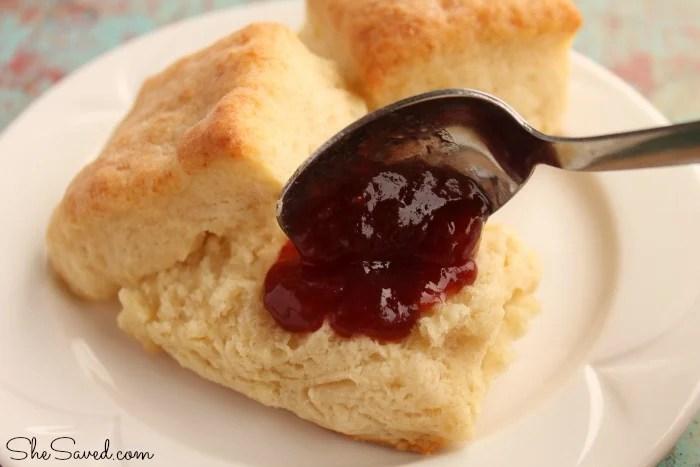 Scratch Biscuit recipe
