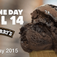 FREE Cone Day at Ben & Jerry's
