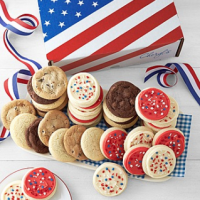 Cheryl's Patriotic Party Box For $24.99