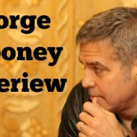 Talking about TOMORROWLAND with George Clooney #TomorrowlandEvent