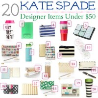20 Kate Spade Items Under $50